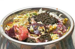При приготовлении пищи сохраняйте баланс питательных веществ
